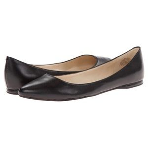 🎄3 for 2 🎄Nine West Speakup Almond Toe Flats